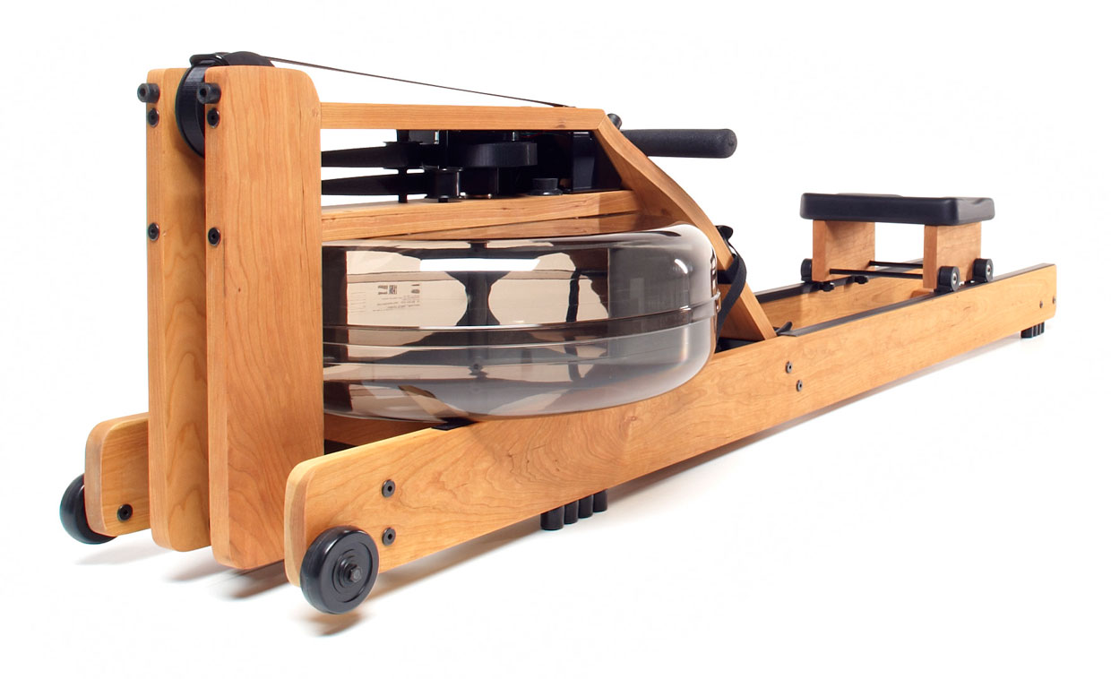 Jk Sportvertrieb Profi Shop Waterrower Kirsche Rudergeräte Zu Top